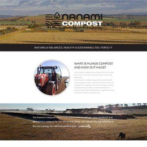 Nanami Compost Website