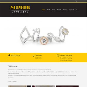 Superb Jewellery Website